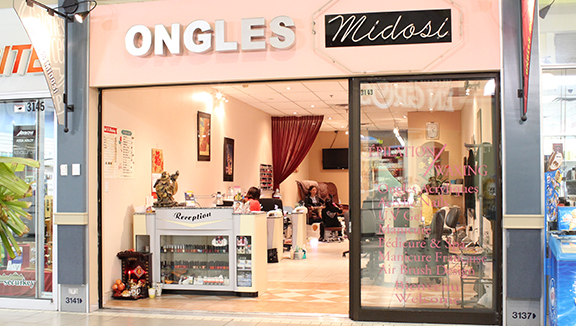Ongles midosi galeries des sources for Ongles salon